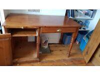 Strong handmade desk