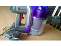 DYSON DC34 ANIMAL, HANDHELD HOOVER