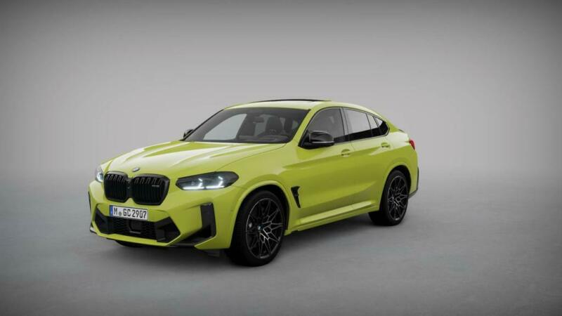BMW X4 M 40 Competition Steptronic