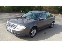 audi a6 1.9tdi with full service history.