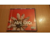 PAPA ROACH - SHE LOVES ME NOT (MAXI)
