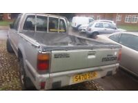4wd mazda 2.5 turbo diesel king can pick up