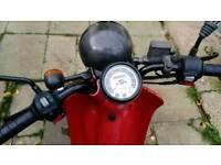 Honda sky 49cc