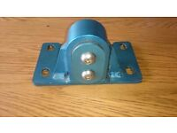 Ford sierra alloy group A diff mount will fit any sierra good upgrade with polybush fitted