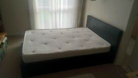 Double bed for sale due to moving