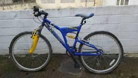 Sacaren Vice Mens Bike