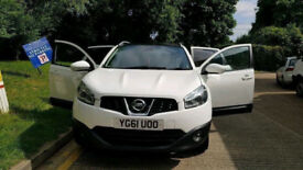 2011 61 NISSAN QASHQAI +2 1.5 DIESEL 7 SEATS - MANUAL 5 DOORS
