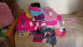 Girl clothes 3-4 years or 110 cm