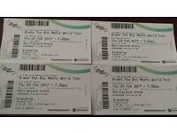 Drake tickets Birmingham Barclaycard Arena Thursday 23rd February