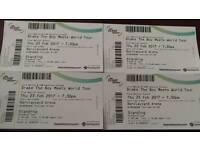 Drake ticket Birmingham Barclaycard Arena Thursday 23rd February
