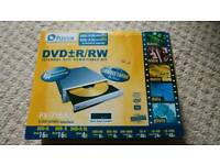 Plextor DVD rewriter double lyer