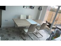 Dining Room Table and Chairs!!