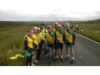Trans Pennine Cycling club, Rochdale seeks new members