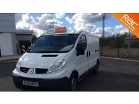 Renault Traffic 2009,Finance Available, Diesel, 12 months MOT, 3 months RAC warranty.