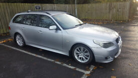 Nov 2005 BMW 5 Series SPORT TOURING LPG / GAS CONVERSIONS