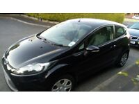 Ford Fiesta. Full yeat MOT. Fully serviced, new timing belt. 2009,great driving car.