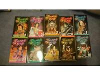Selection of Manga books