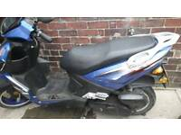 Lifan moped