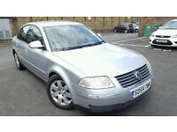 2005(54 REG)VOLKSWAGEN PASSAT 1.9 DIESEL MANUAL.MOT UNTIL AUGUST 2017