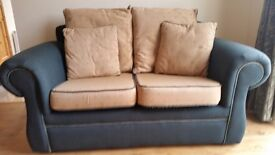 2 Seater Sofa's (Matching Pair)