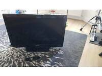 """Sharp 32"""" TV fully working with remote"""