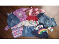 Baby girls clothes age 3-6 months