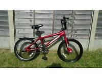"""Apollo bmx 20"""" wheel bike"""