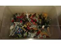 Lego Bionicle Job Lot