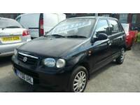 SUZUKI ALTO 2006 1.1 5dr LOW MILEAGE CHEAP CAR