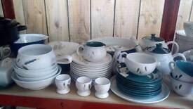 Denby greenwheat pottery kitchenware