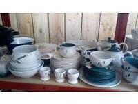 Denby greenwheat pottery kitchenware