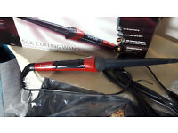 remington silk curling wand