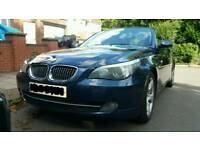 2007 BMW 520d SE manual MOT Service