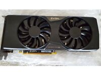 EVGA GeForce GTX 950 SC+ ACX GAMING Graphics Card 2GB,excellent working order,can show working