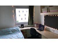 Aston university Halls- double en-suite room