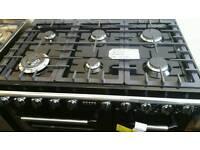 Brand new smeg 90cm range cooker dual fuel