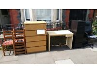 Free furniture - collect asap - Montgomery St Cardiff Cf24 3LZ