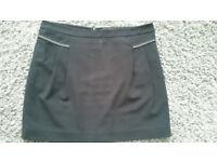 Black skirt, size 14