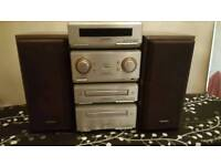 Technics HD350 stereo