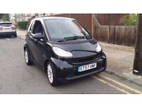 Smart Fortwo 1.0 Passion 2dr Limited Edition Rare 57 2008