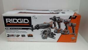 Ridgid 5 Piece Tool Combo Kit (#54692) We Sell New and Used Tools!