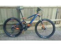 Giant stance 2017 brand new mountain bike