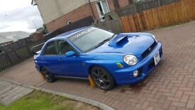 Subaru Bugeye WRX (Fast,Loud & Modified)