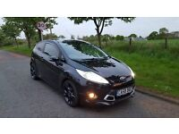 2009 Ford Fiesta Zetec S 120 Ti-VCT Panther Black Edition