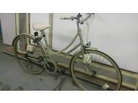 Lady's vintage bsa bike