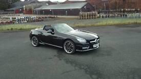 Mercedes slk250 amg sport