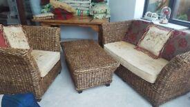 Banana Leaf Conservatory Furniture