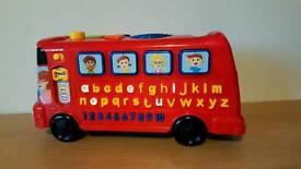 V-tech school bus