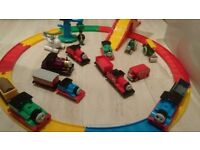 THOMAS THE TANK track, trains and characters