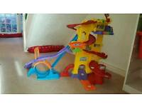 Vtech toot toot drivers supertracks playground